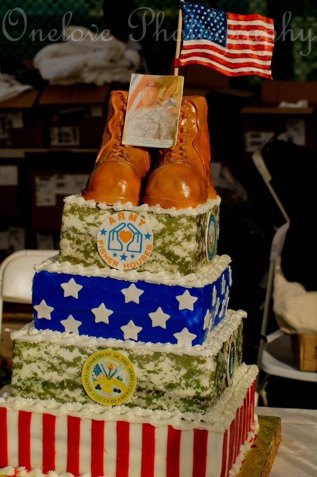 Decorating Ideas > Army Vet Cakes Submited Images ~ 181717_Birthday Party Ideas Richmond Bc