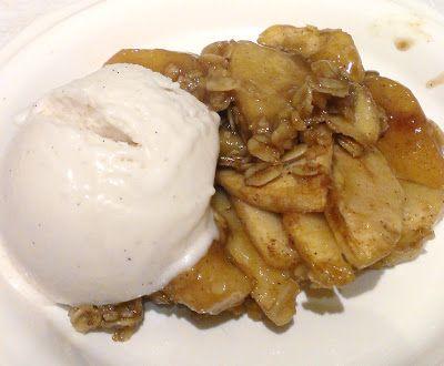 Gluten Free Apple Crisp | recipes | Pinterest