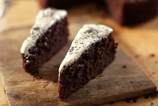 Moist Chocolate-Beet Cake — super beets are in