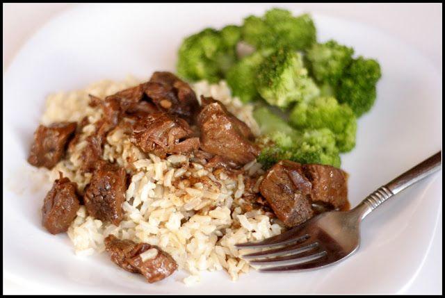 Slow Cooker Mongolian Beef | Crockery goodness | Pinterest