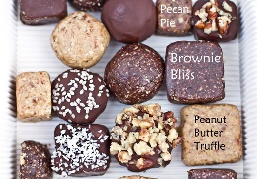 Pecan Pie Truffles | Candy | Pinterest