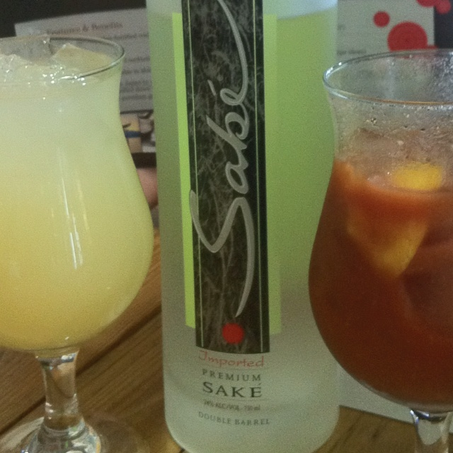 drink that you can enjoy with your favorite Margarita or Bloody Mary ...