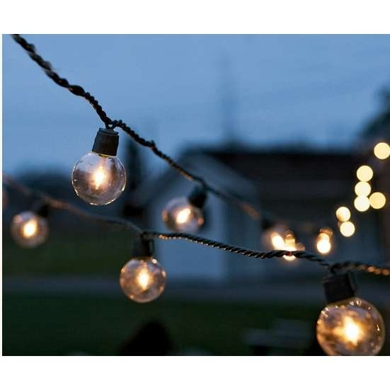 Outdoor String Lights South Africa: Outdoor String Lights Cape Town Style