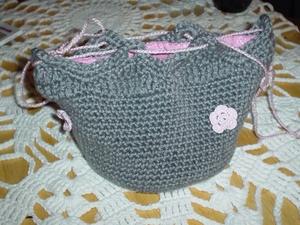 DRAWSTRING COIN PURSE Crochet Pattern - Free Crochet