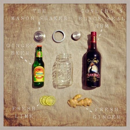 The Dark and Stormy | Wine Brew | Pinterest