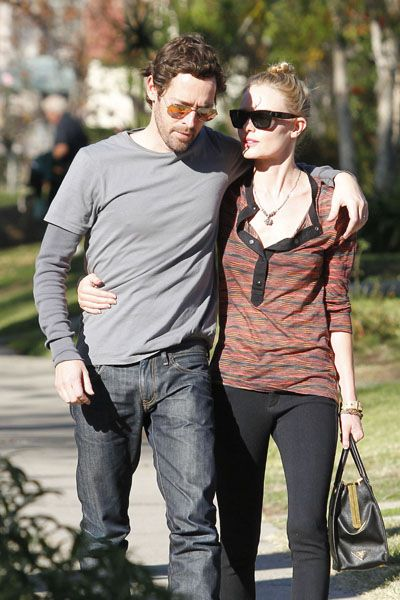 Kate Bosworth cozies up with Michael Polish