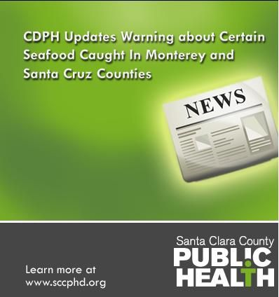The California Department of Public Health CDPH is advising
