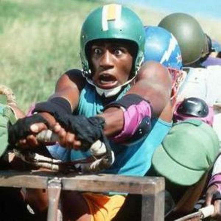 cool runnings movie Delightful, tween-friendly story of jamaican bobsledders read common sense media's cool runnings review, age rating, and parents guide.