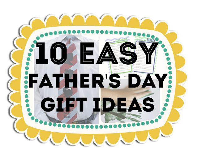 easy handmade father's day card ideas