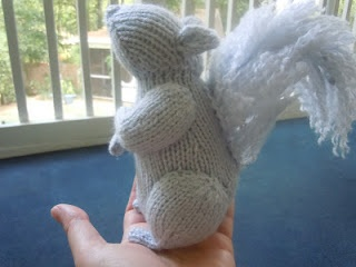 Fuzzy Feet Works: Beanie Puppy Free Crochet Pattern