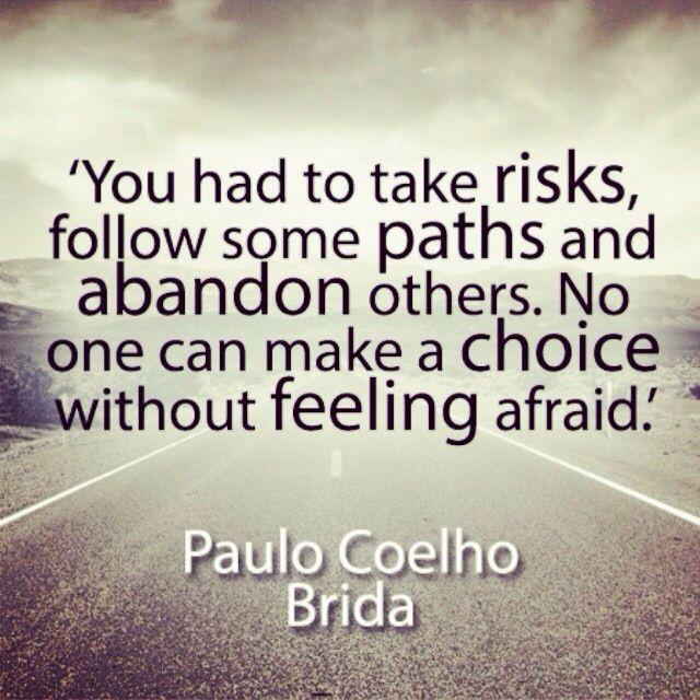 paulo coelho brida quotes sayings words pinterest