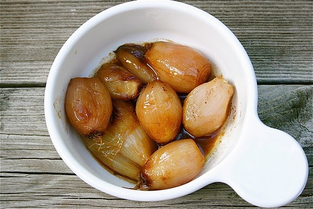 Caramelized Shallots | Yummy stuff and things to make them | Pinterest