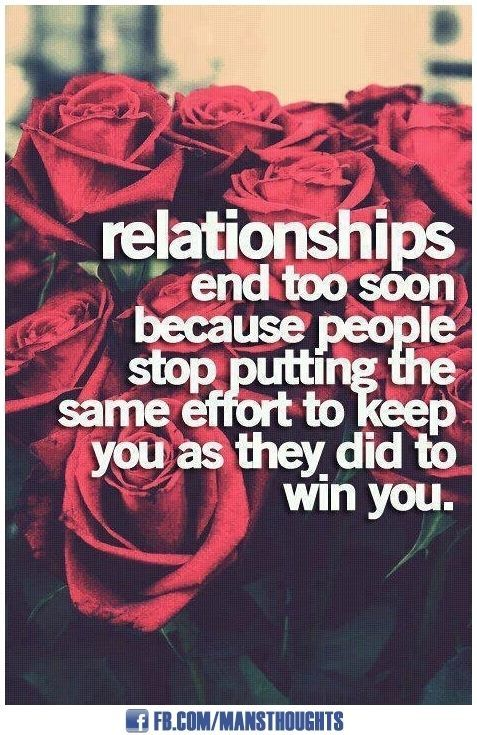 dating ending long term relationship