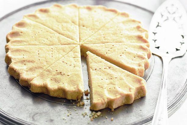 Traditional shortbread main image | Recipes | Pinterest