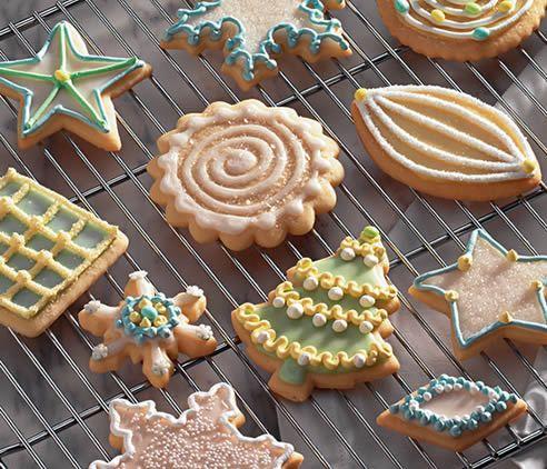 Easy Christmas Cookies | Cookies | Pinterest