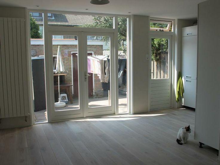 Voorbeelden Aanbouw Keuken : Aanbouw/Uitbouw – BeijerBouw serre van hout en glas voorbeelden P
