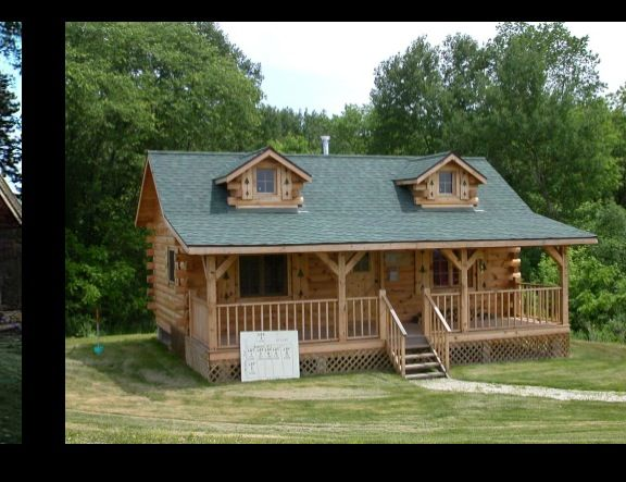 Log cabin home remodel ideas pinterest for Cabin renovation ideas