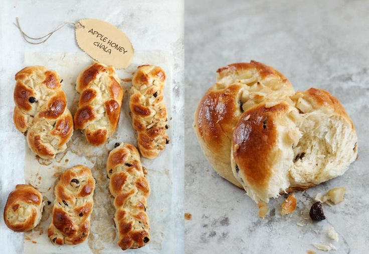 challa with apple and honey | YuM! | Pinterest