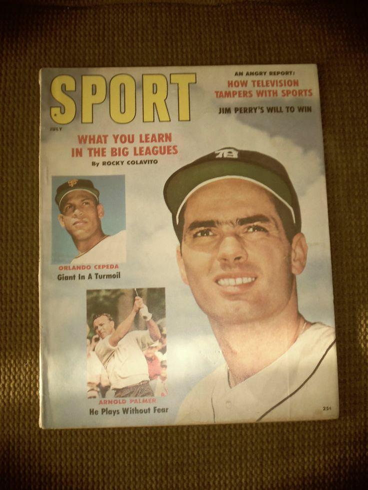 Vintage Sport Magazine 62