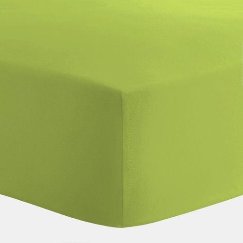 lime crib sheet