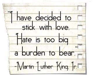 Smart man, that MLK, Jr.