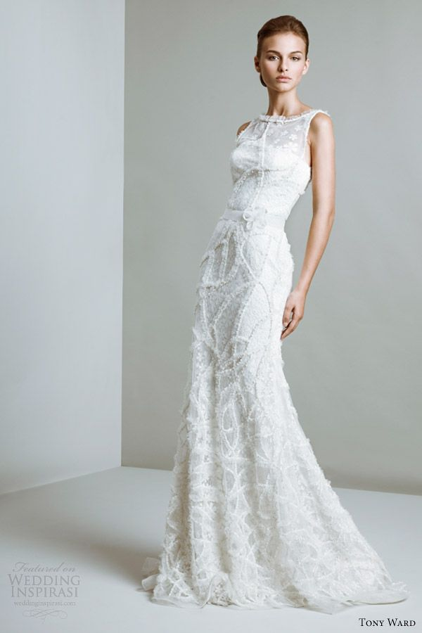 Tony Ward 2014 Bridal Collection | Wedding Inspirasi