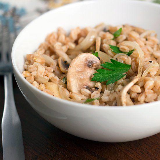 ... farro parmesan pie farro salad farro herbs baked farro risotto recipe