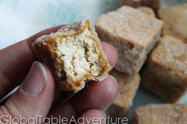 Deep Fried Tofu Squares | Recipe