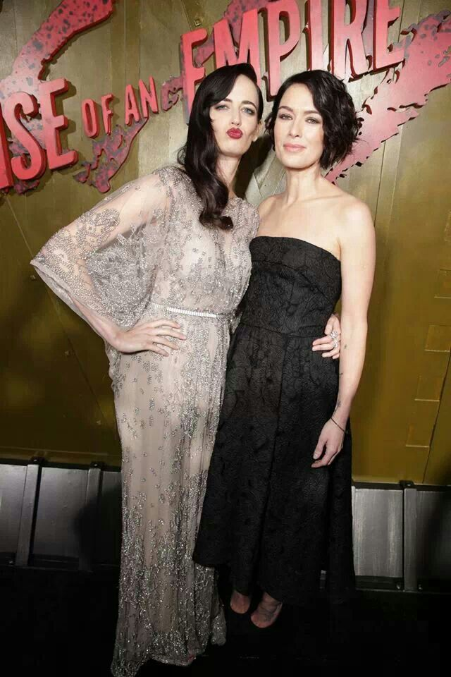 Eva Green & Lena Headey: Fashionista | Actors I look up to ... Gerard Butler Facebook
