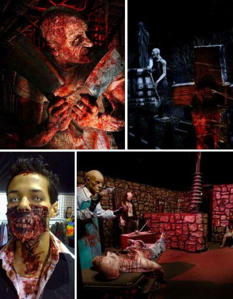 7 floors of Hell | Abandoned~Haunting | Pinterest