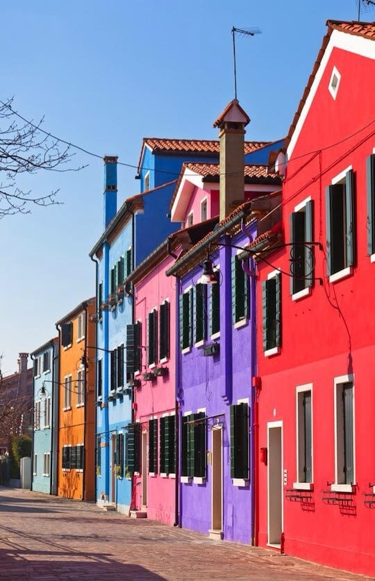 Colorful Buildings Colorful Buildings Pinterest