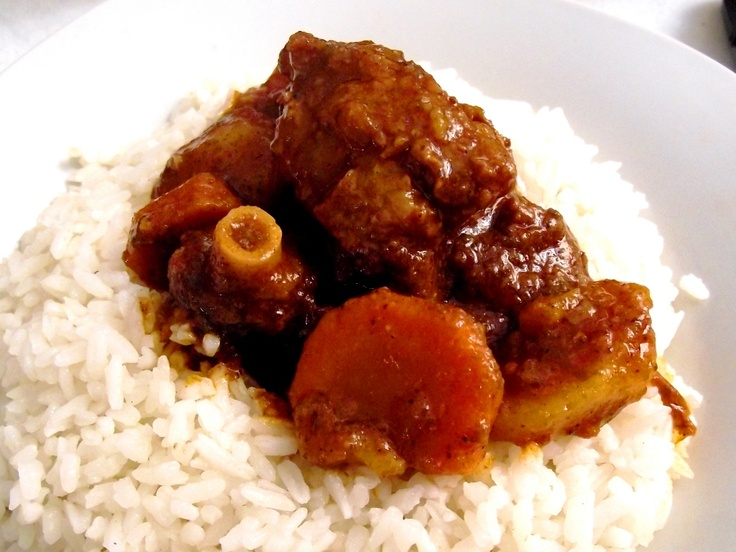 More like this: oxtail stew , oxtail and stew .