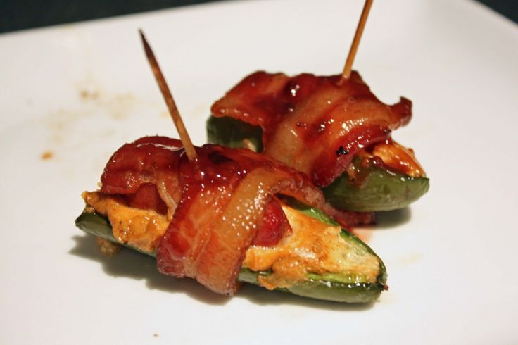 Jalapeño, Cream Cheese, & Bacon Bites (ABTs) | Recipe