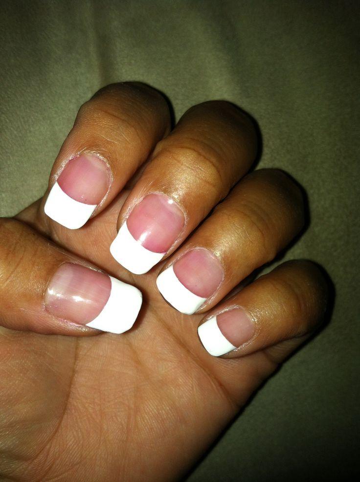 DIY gel manicure | Hair, make up & nails | Pinterest