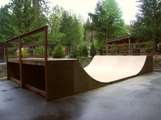 Backyard Skatepark Plans : Skatepark Design  Skatepark Construction  Wood and Concrete