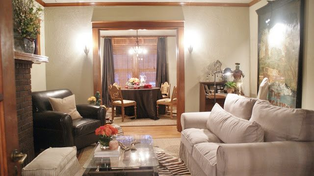 narrow living room decorating ideas  Living Small  Pinterest