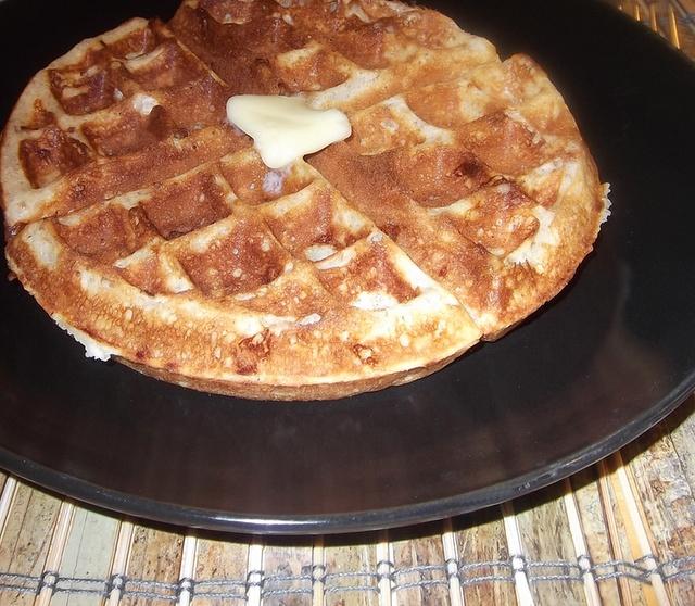 """HAZELNUT WAFFLES (""""Best of Fine Cooking Magazine-Breakfast, 2011"""") ..."""