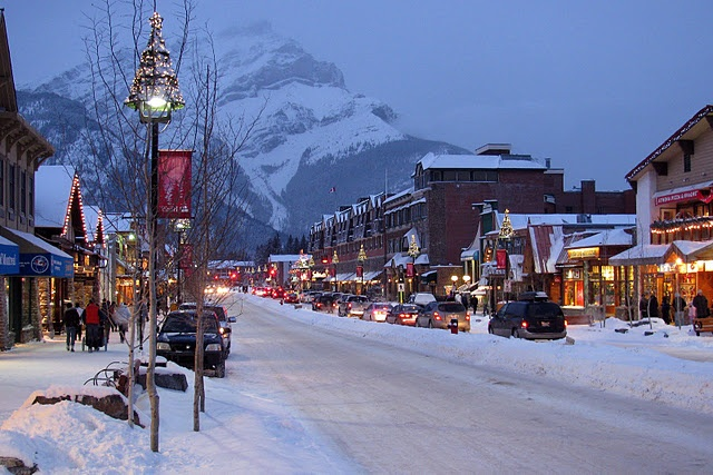 Banff (AB) Canada  city pictures gallery : Banff, AB Canada | Banff and Canadian Rockies | Pinterest