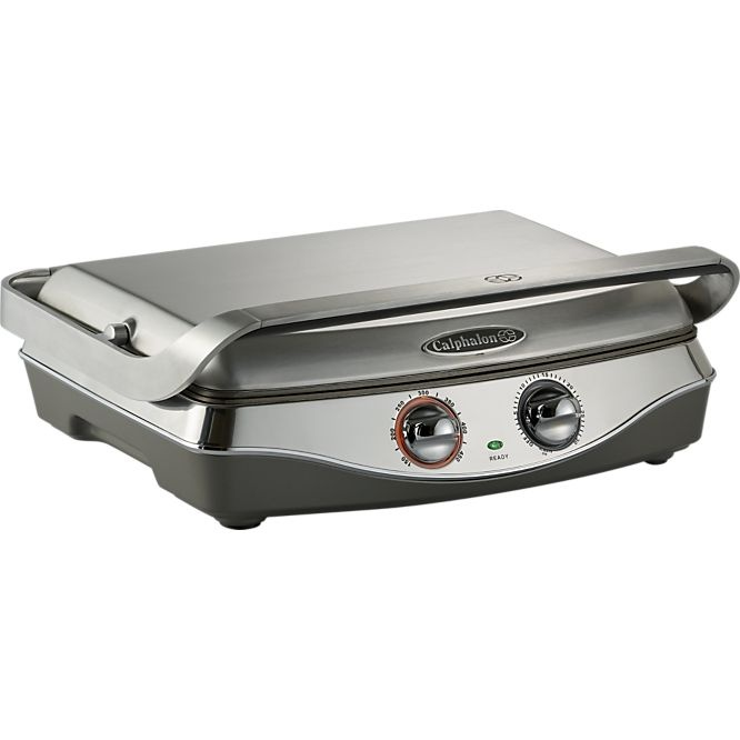 Calphalon removable plate grill