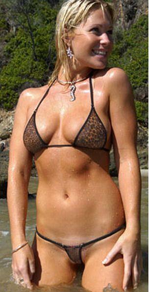 body body thong extravaganza micro string bikini