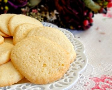 Almond Butter Cookies (Chewy and buttery)