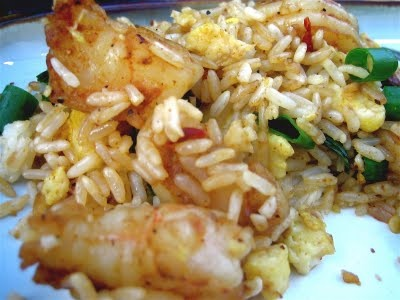 Spicy Shrimp Fried Rice! One of my faves | Recipes | Pinterest