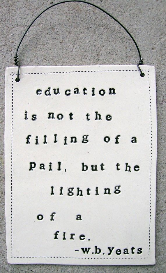 This explains the burnt out feeling at the end of the semester ; )