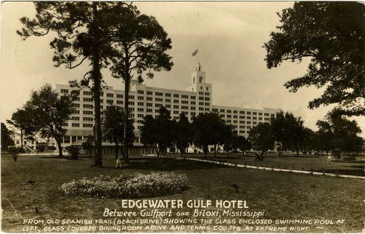 1924 1971 in biloxi was razed for the expansion of edgewater mall