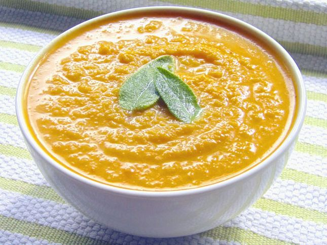 perfect fall inspired butternut squash amp apple soup recipe