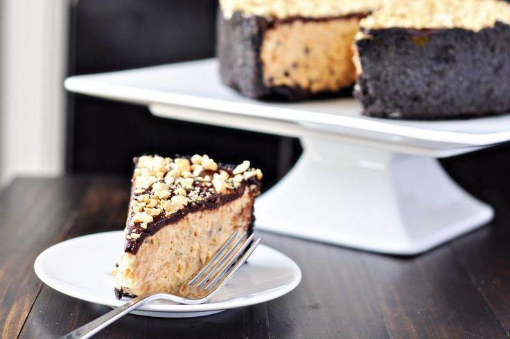 Chocolate Peanut Butter Torte | Recipe
