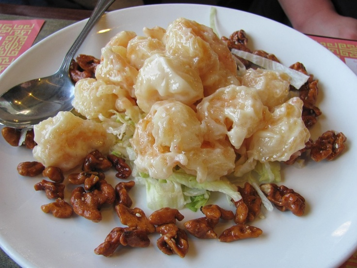 Honey Walnut Shrimp Recipe — Dishmaps