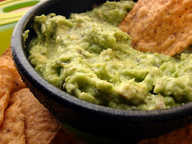 Cream Cheese Guacamole dip | Eaterly | Pinterest