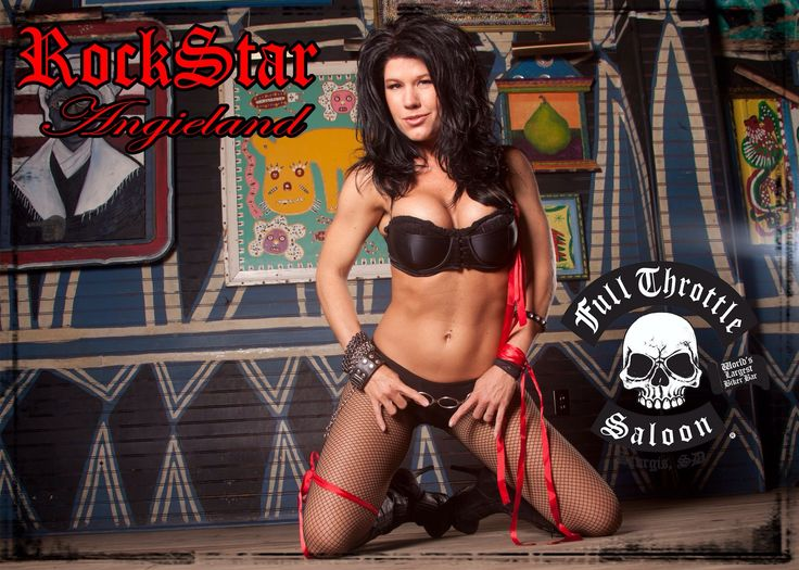 Full Throttle Saloon Angie Carlson Naked