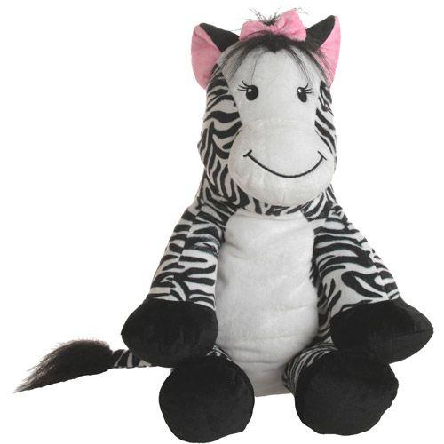 Baby Boom Zebra Cuddle Pillow
